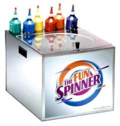 Fun Art Spinner Machine